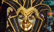 Party Masks, Masquerade Masks, and Mardi Gras Masks